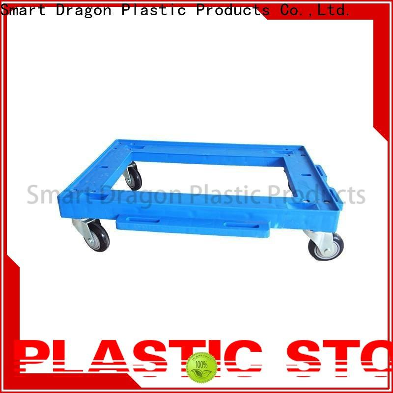 best rated plastic trolley duty bulk production for board
