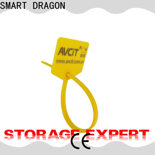 SMART DRAGON customized plastic truck seals tamper for packing
