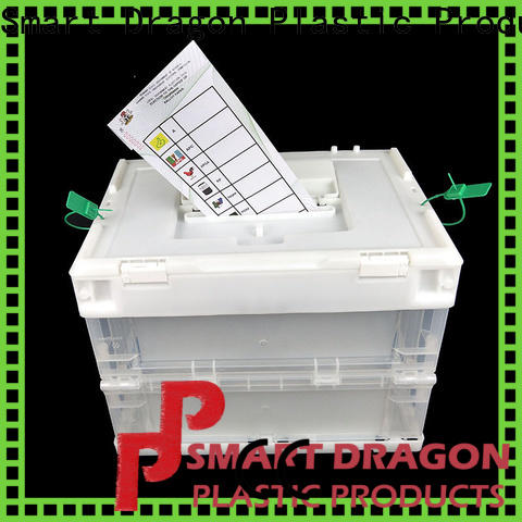 SMART DRAGON best rated plastic suggestion boxes factory for election