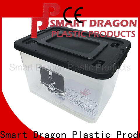 wholesale large plastic bins large for business for storage