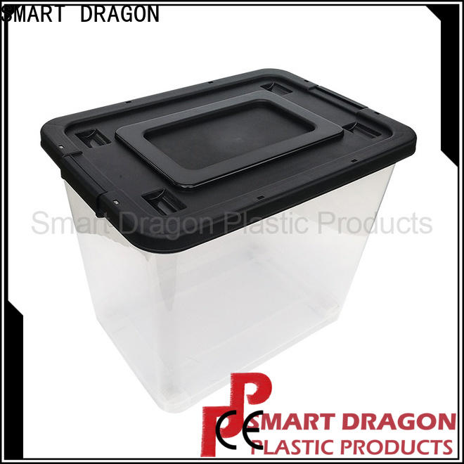 how much plastic box with lid container Purchase for storage