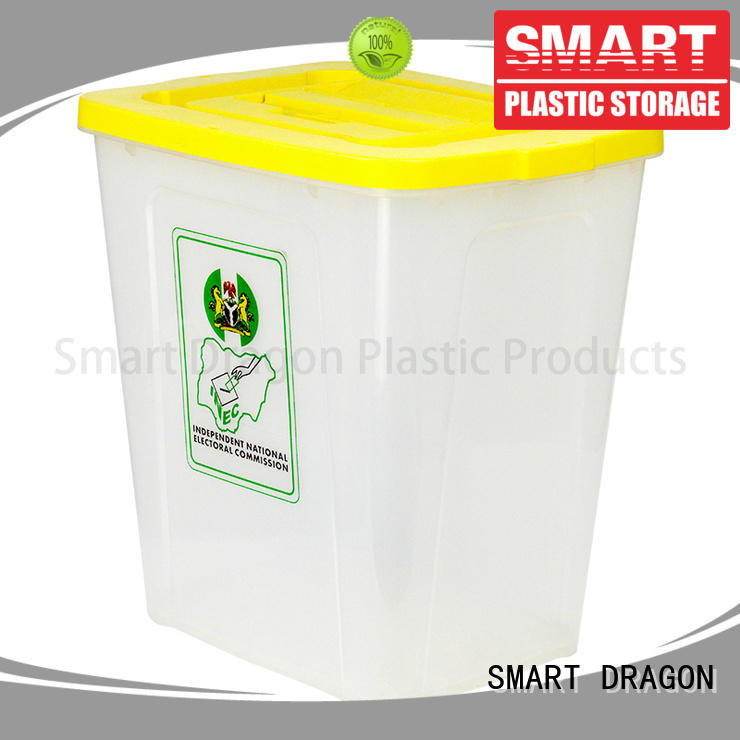 SMART DRAGON thickness a ballot box wheel for election