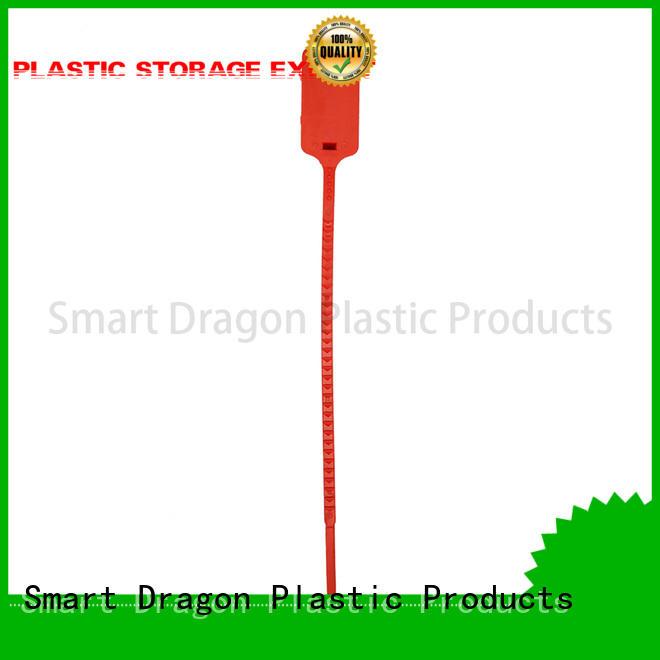 polyethylene anti tamper seals seamless for voting box SMART DRAGON