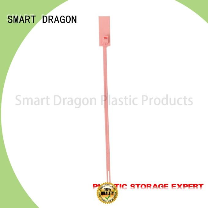 Pp Material Insert Pull Tight Plastic Security Seal