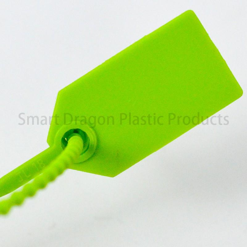 SMART DRAGON-Total Length 230mm Security Plastic Seal | Plastic Security Seal-2