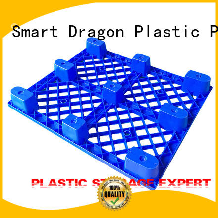 SMART DRAGON design blue pallets ODM for warehouse