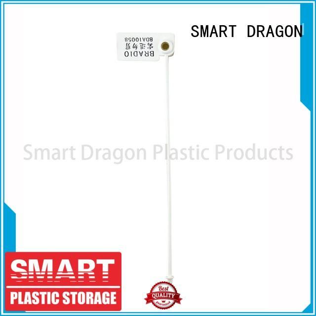 SMART DRAGON Brand tamper pp 430mm plastic bag security seal manufacture