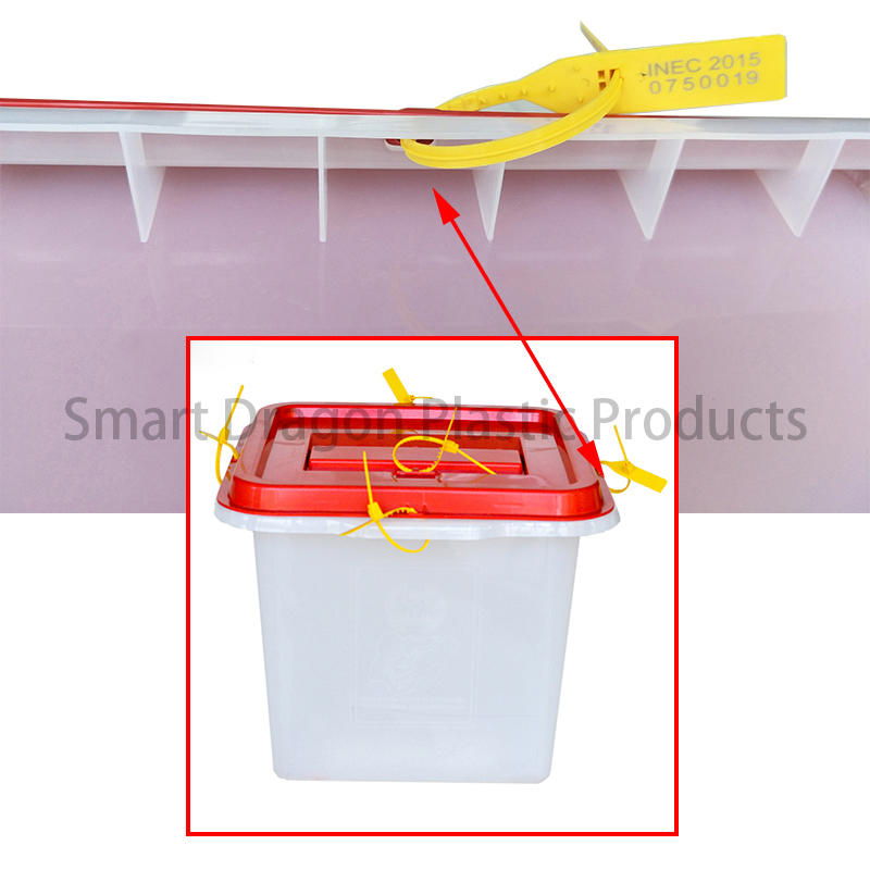 SMART DRAGON-Manufacturer Of 45l-55l Plastic Ballot Box With Seal Lock-1