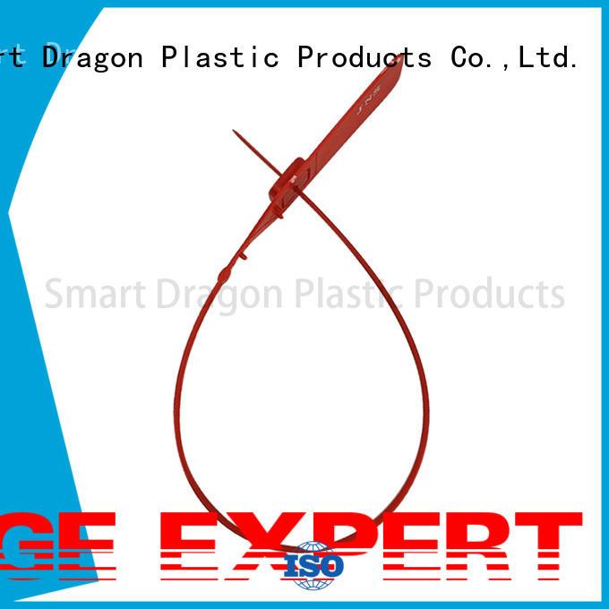 pp material anti tamper seals extinguisher for ballot box SMART DRAGON