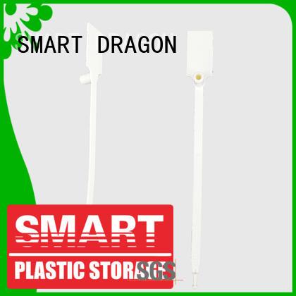 plastic ballot serial plastic bag security seal SMART DRAGON Brand company