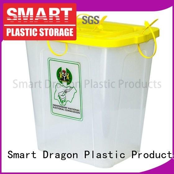 SMART DRAGON high-quality the ballot box ODM for election