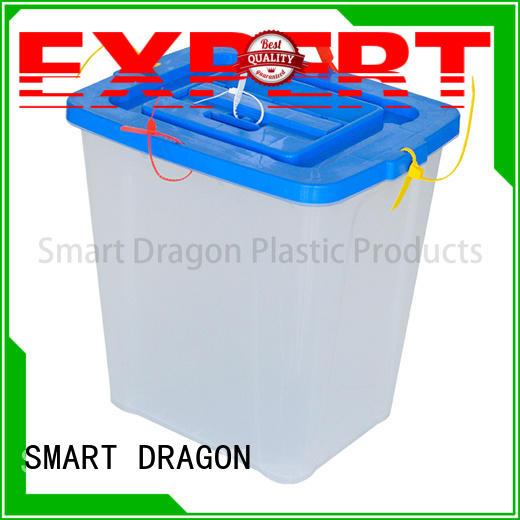 Wholesale pp ballot box company SMART DRAGON Brand