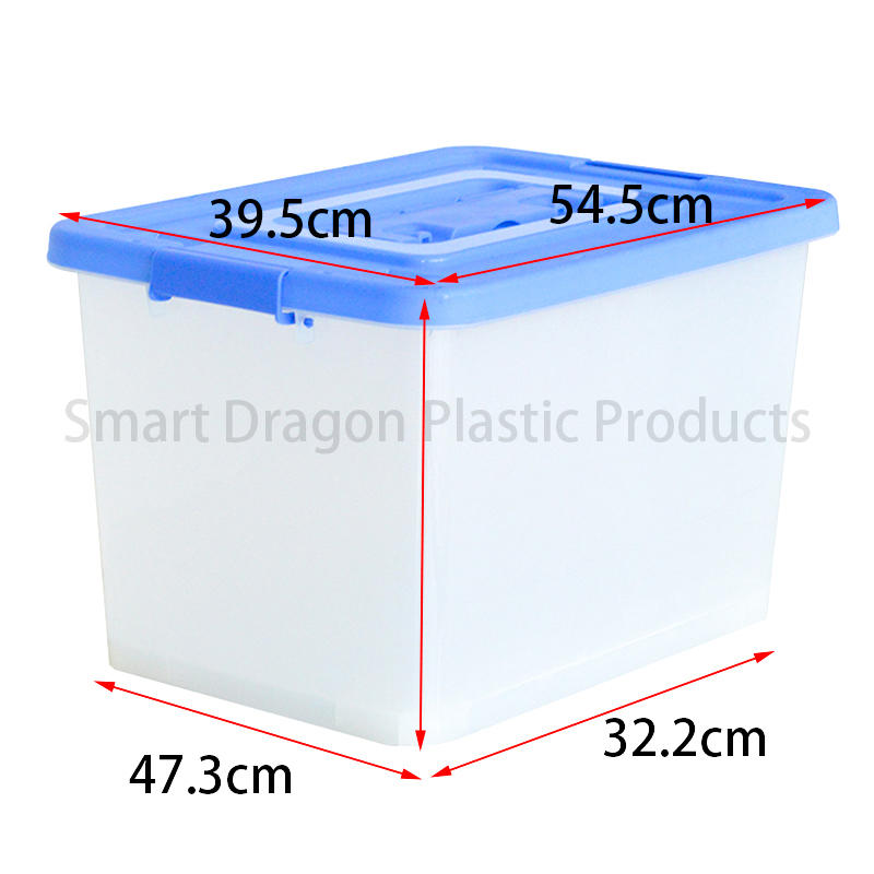 SMART DRAGON-Find Ballot Box New Guinea transparent Voting Box On Smart Dragon Plastic
