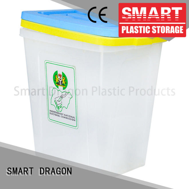 SMART DRAGON Brand colored plastic products tags factory