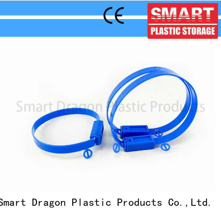 disposable plastic container seals proof for voting box