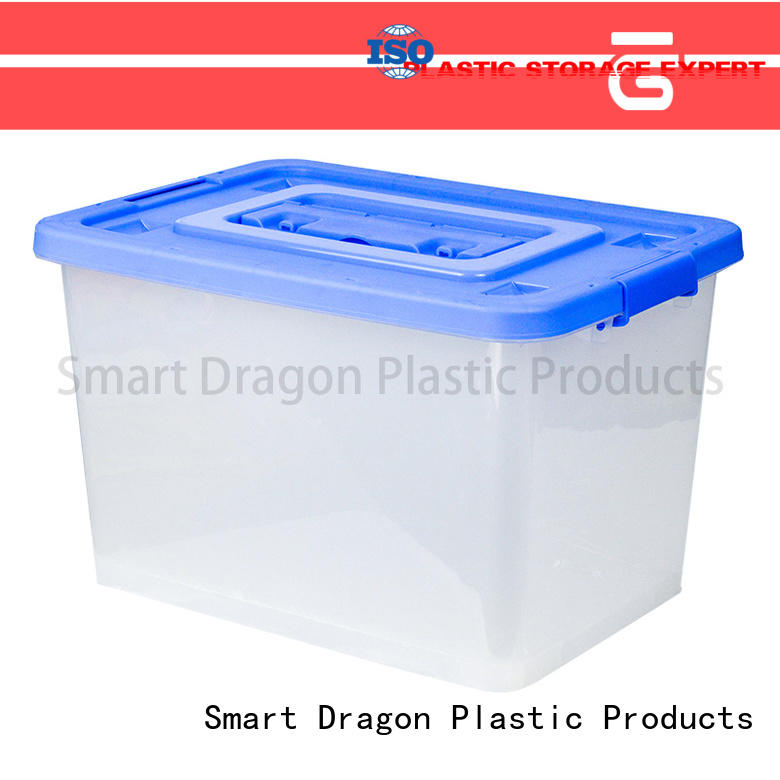 SMART DRAGON square pp ballot box latest for election