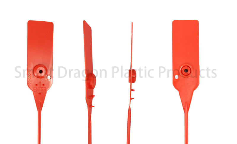 SMART DRAGON-Find Tamper Proof Seal Plastic Security Seals Total Length In 260mm |-2