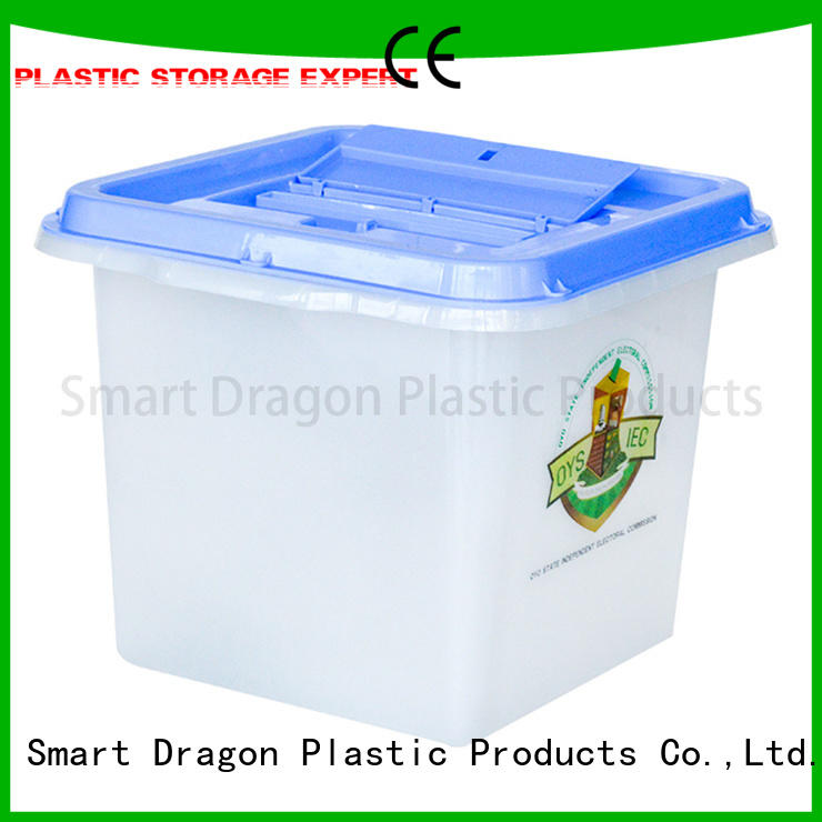 a ballot box newly developed for election SMART DRAGON