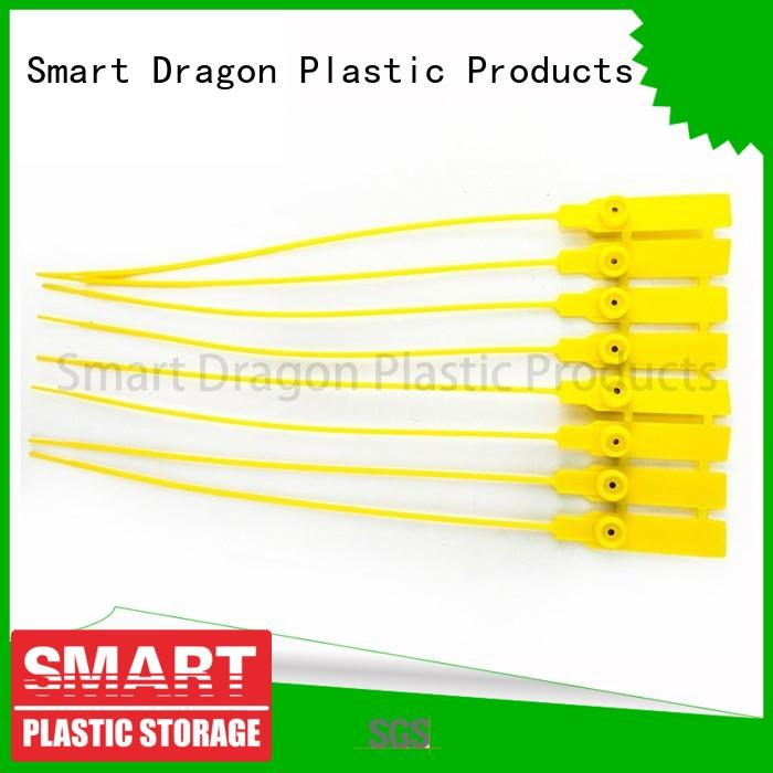 SMART DRAGON padlock plastic container seals standard for packing
