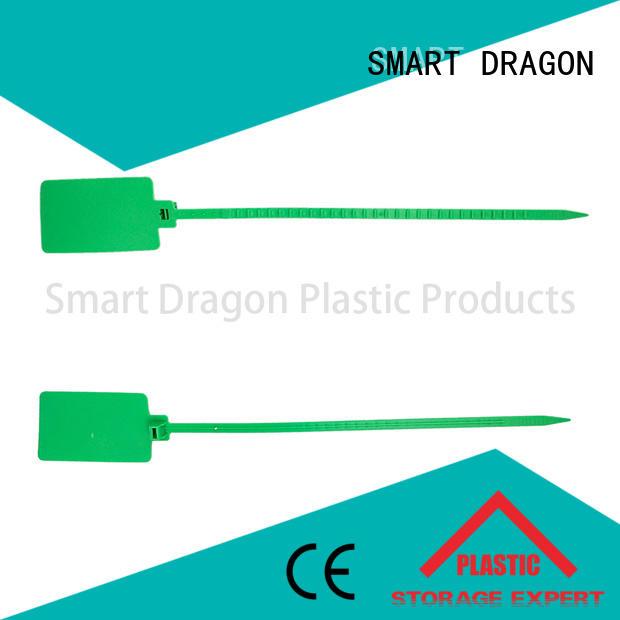 SMART DRAGON disposable cargo seal for ballot box