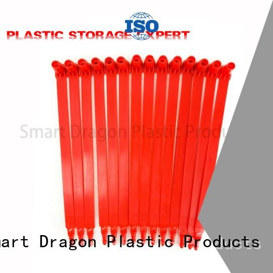 SMART DRAGON polyethylene high security truck seals evident for packing
