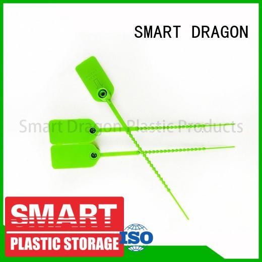 180mm fire plastic bag security seal 250mm SMART DRAGON Brand