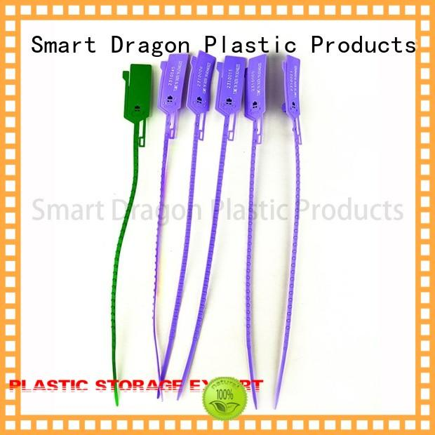 Wholesale 230mm plastic bag security seal SMART DRAGON Brand