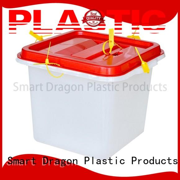 newest vote small wheel SMART DRAGON Brand plastic products supplier