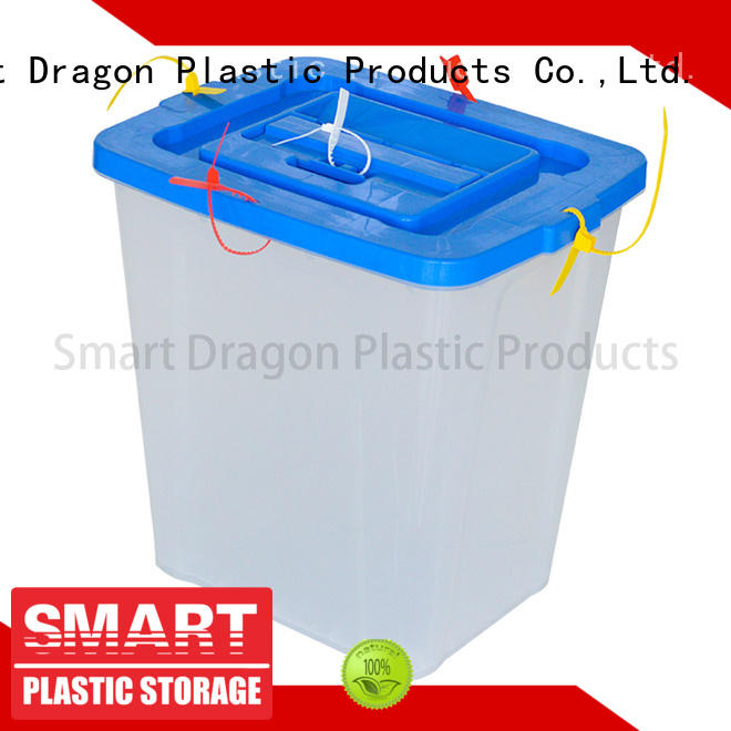ballot box company sign disposable plastic products manufacture