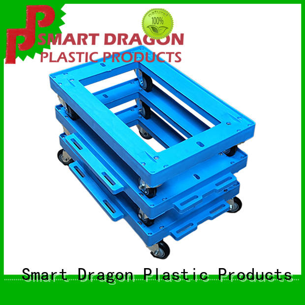 SMART DRAGON portable hand trolley dollies for transportation