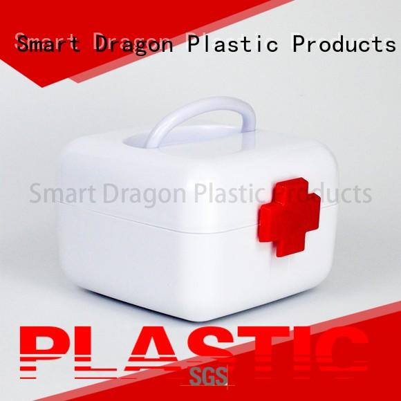 free sample first aid box supplies pp material waterproof for home