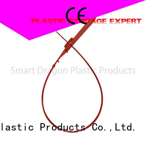 SMART DRAGON Brand security box lock plastic bag security seal