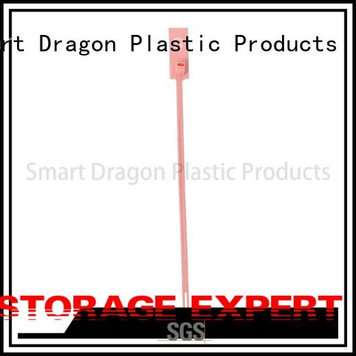 250mm colored extinguisher high security truck seals SMART DRAGON Brand