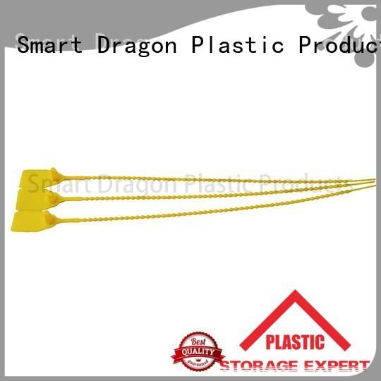 Hot security plastic bag security seal ballot disposable SMART DRAGON Brand