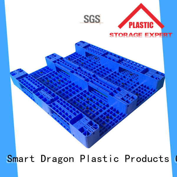 SMART DRAGON chuan cheap plastic pallets factory for storage