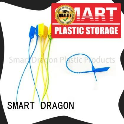 SMART DRAGON strip barcode plastic tamper seals voting for packing