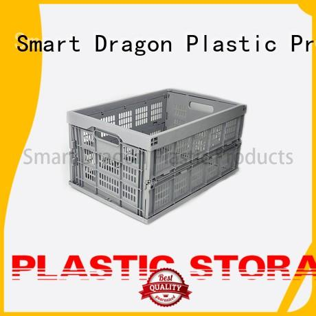 SMART DRAGON ventilate portable crate brands for turnover
