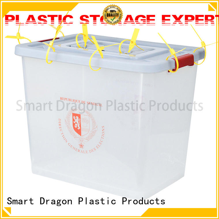 foldable 40l ballot box custom-made for election