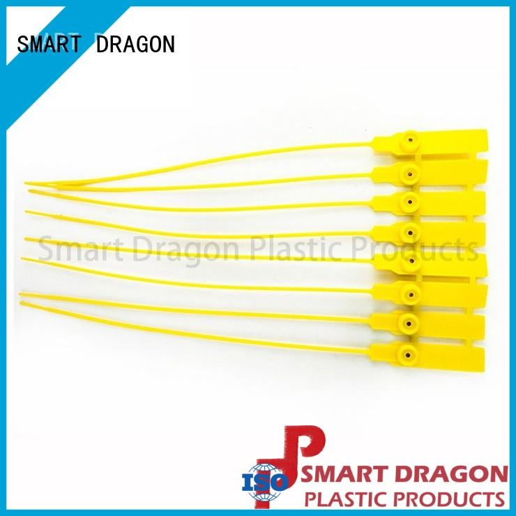 SMART DRAGON plastic safety seal fire for packing