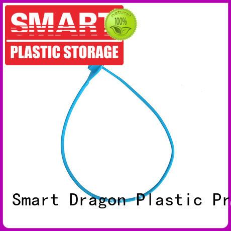 210mm pull nylon plastic bag security seal SMART DRAGON