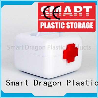 pp material first aid box supplies cheapest factory price for camp SMART DRAGON