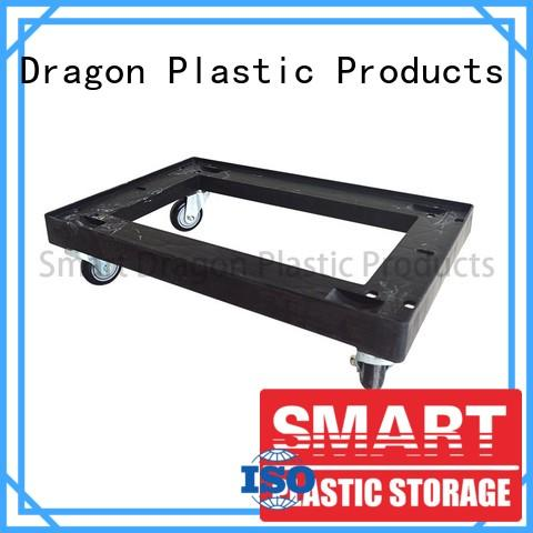 High Quality Plastic Dollies Moving Pallet Dolly With Wheels