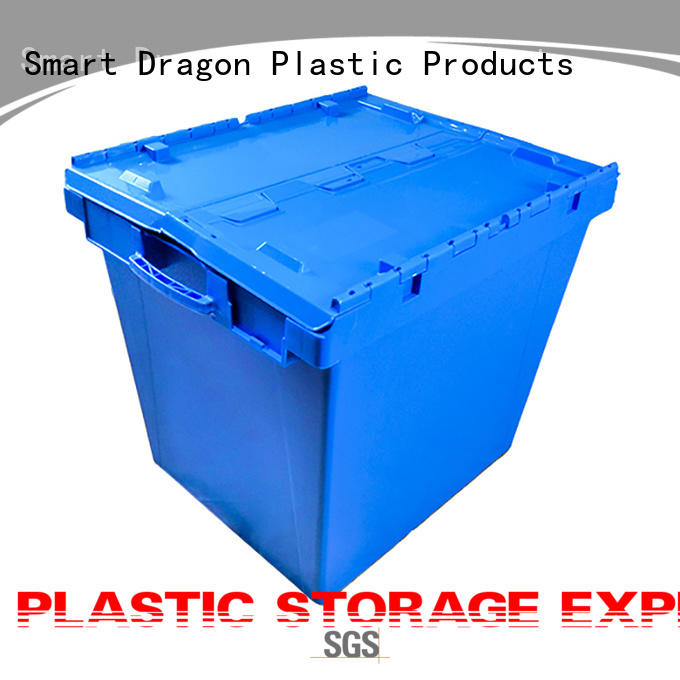 SMART DRAGON how much plastic turnover boxes get quote for delivery