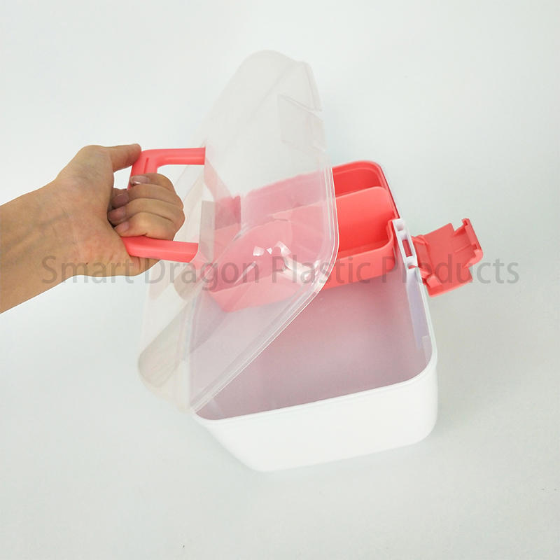 SMART DRAGON-Find First Aid Box Online Red First Aid Box From Smart Dragon Plastic Products-1