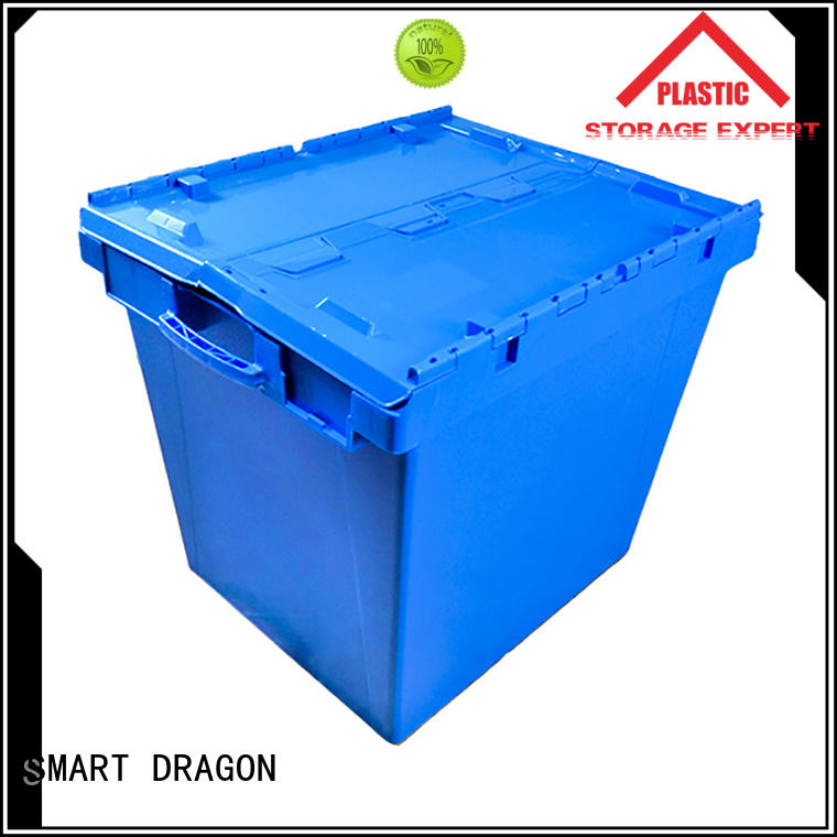 box plastic SMART DRAGON Brand plastic turnover boxes