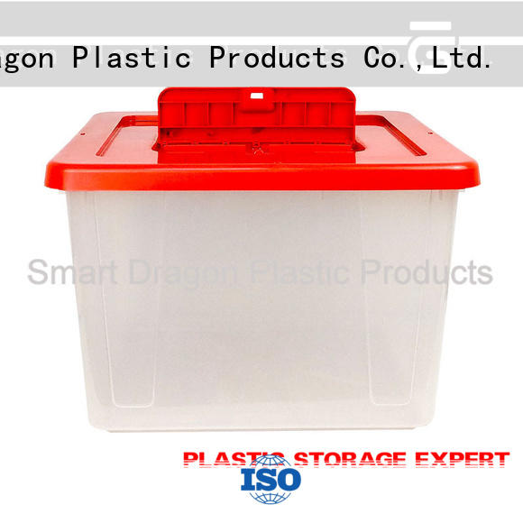 SMART DRAGON plastics large ballot box brands for election