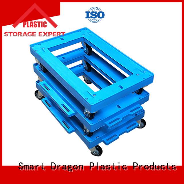moving plastic trolley portable dollies SMART DRAGON company