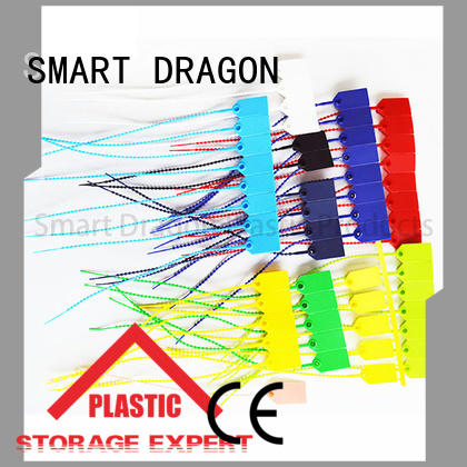 one 350mm plastic bag security seal SMART DRAGON Brand