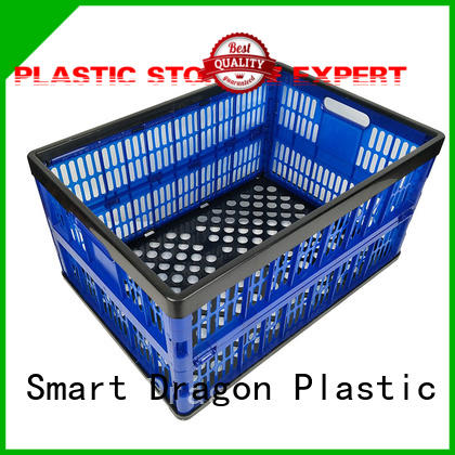 SMART DRAGON plastic buy crates perforated for farm