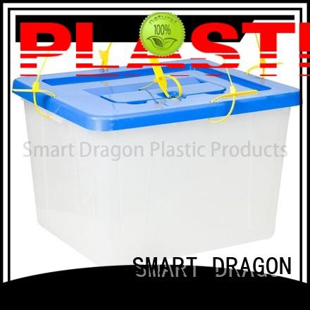 SMART DRAGON Brand multifunction ballot box company standing supplier